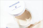 MUNOAGE ミューノアージュ UVスキンケアパウダー SPF50+ PA+++の商品写真